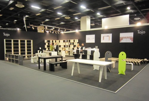 Tojo Messestand imm cologne 2011
