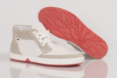 OAT Shoes Virgin Collection red