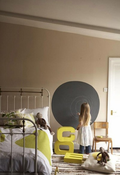 Tafelfarbe fürs Kinderzimmer