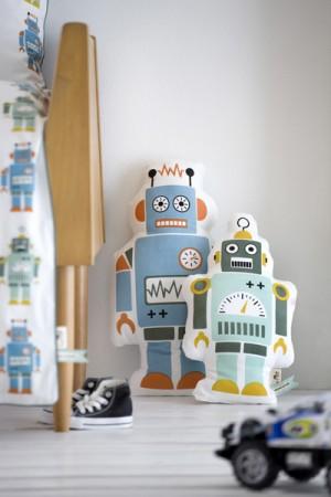 Roboterkissen von ferm LIVIVNG