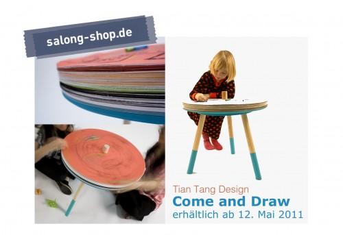 Come and Draw neu im salong-shop
