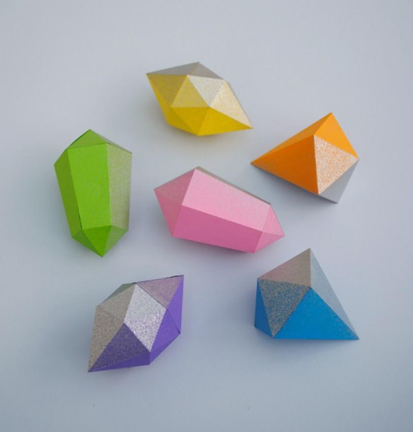 Paper Gems von Minieco