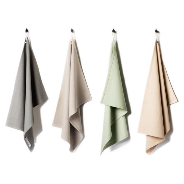 Chroma Tea Towels Geschirrtücher von Design Nation