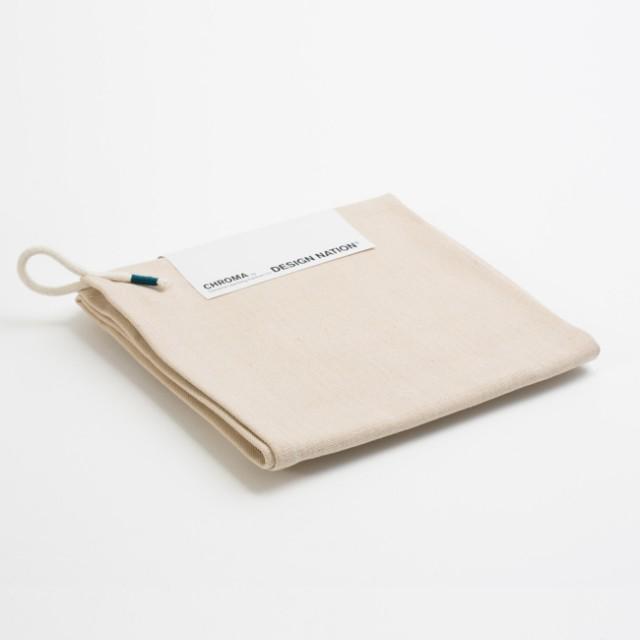 Chroma Tea Towels pearl grey Geschirrtücher von Design Nation