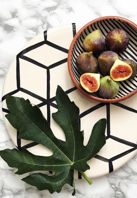 Casa Cubista Cubes Platter